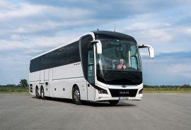 Заказ и аренда автобуса в Ак-Довураке на 45 мест