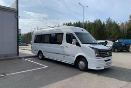 Заказ микроавтобуса