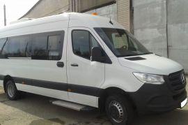 заказ vip-микроавтобуса