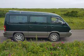 Перевозка микроавтобусом по Камчатскому краю
