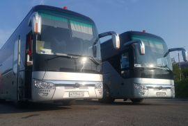 Автобусы на заказ с водителем