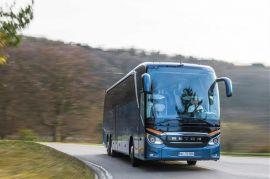 Аренда автобуса в Мончегорске недорого на 55 мест