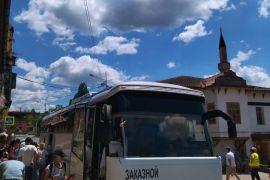 Аренда автобуса 50мест с кондиционером