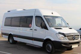 Аренда автобуса в Гае на 20 мест с водителей недорого