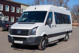 Доступная аренда автобуса в Поронайске на 18-20 мест
