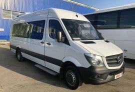 Заказ и аренда автобуса в Боровском на 20 мест с водителем