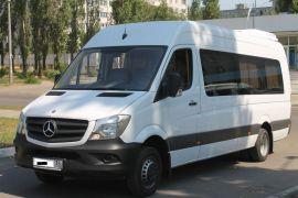 Заказ и аренда автобуса в Туране на 20 мест