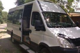 Перевозка людей на автобусе VOLVO Пластун