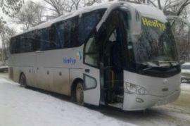 Услуги комфортабельного автобуса на 45 мест по ДВ Биробиджан