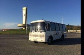 Перевозка людей на автобусе HIGER Хакуринохабль