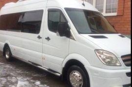 Заказной автобус по городу и пригороду Юхнов