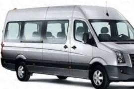 Аренда автобусов и микроавтобусов с водителем Новопушкинское