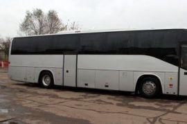 Перевозка людей на автобусе ПАЗ, Ford. Подольск