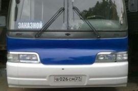 Перевозка людей по Пермскому краю на автобусах Пермь