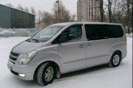 Аренда минивена Екатеринбург