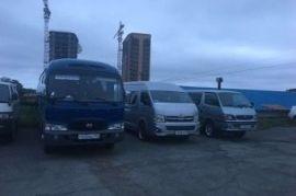 Перевозка людей на автобусе Scania-113 Кропоткин