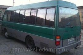 Заказные пассажирские перевозки Зеленокумск