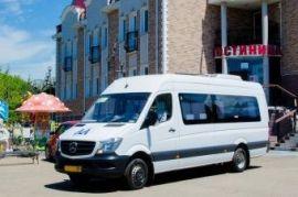 Аренда туристических автобусов 20мест, 47мест Янтарный
