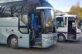 Перевозка людей на автобусе Mercedes-Бенц Спринтер Аксаково