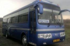 Автобус ПАЗ 320302 - 08 Светогорск