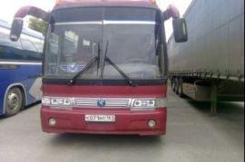 Аренда автобусов и микроавтобусов Верхняя Балкария