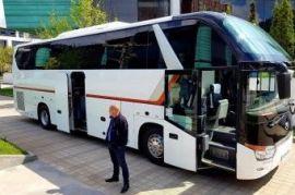 Заказ автобусов и микроавтобусов Усть-Лабинск