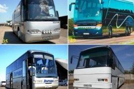 Пассажирские перевозки ответственно. Заказ автобус Карджин