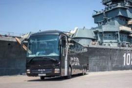 Пассажирские перевозки в Украину, Крым и Россию Топки