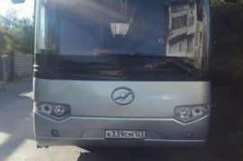Аренда автобуса MAN S2000 Mega Нижняя Пойма