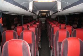 Перевозка людей на автобусе Zhong Tong Томск