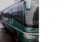 Перевозка людей на автобусе MERSEDES BENZ Тоншаево
