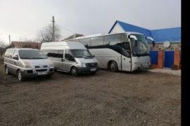 Автобус на заказ Облучье