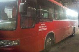 Перевозка людей на автобусе Паз 3205 Туран