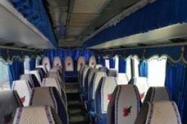 Аренда туристического автобуса Шиткино