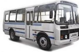 Аренда - заказ автобуса Нестеровская