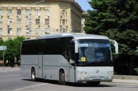 Автобусы на заказ от 7 до 47 мест