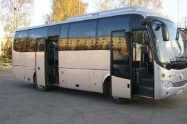 Аренда микроавтобуса с экипажем Юста