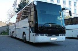 Аренда автобуса по России Ижевск
