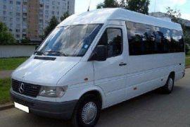 Услуги микроавтобуса Красноярск