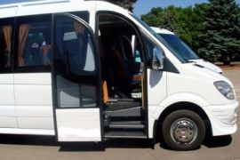 Пассажирские перевозки микроавтобус PEUGEOT BOXER Екатеринбург
