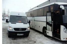 Пассажирские перевозки Златоустовск