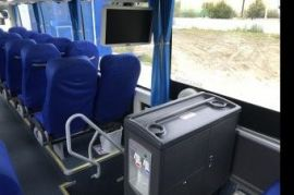 Аренда автобуса пассажирские перевозки заказ Ман Тамбов