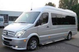 Микроавтобус на заказ Орел