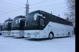 Заказ автобусов Хабаровск