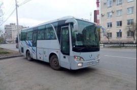 Аренда автобуса еврокласса Беринговский