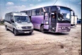 Аренда автобуса:Hyundai каунти Дудинка