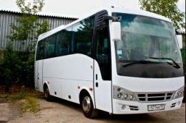 Свадебный автобус Овсянка