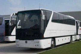 Заказ автобуса Киа Гранбирд для детей Лашма