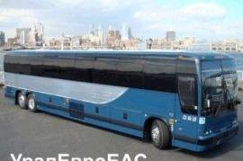 Пассажирские перевозки автобуса Setra