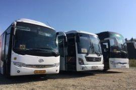 Аренда автобуса MAN 50 мест Яхрома